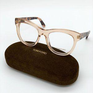 💯 NEW TOM FORD TF5463 045 Women Eyeglasses